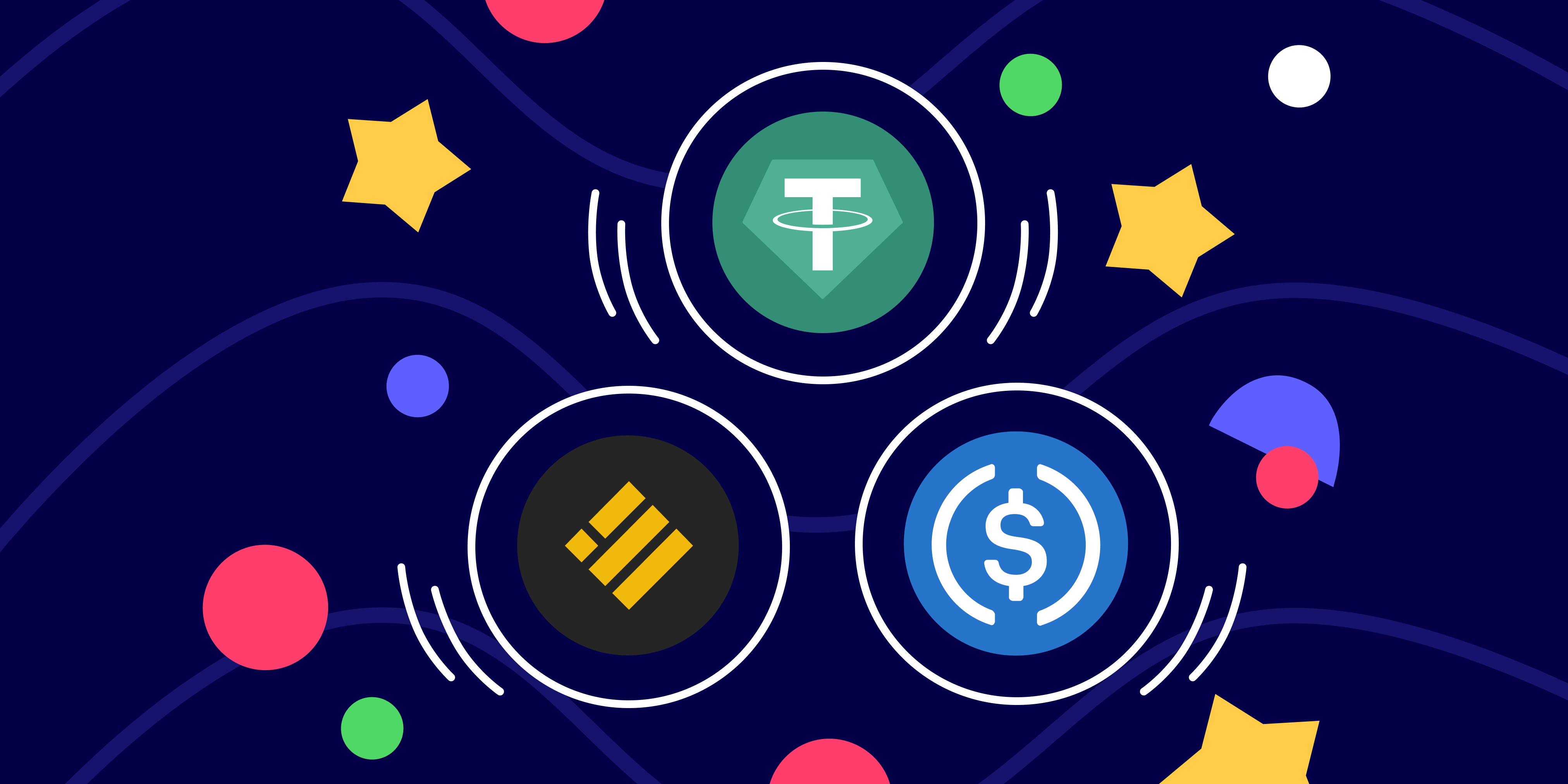 Safe Haven Amid Crypto Rollercoasters: What Are Stablecoins and Why Your Business Needs Them   Getblock.io